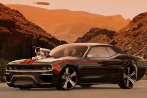 muscle car wallpaper