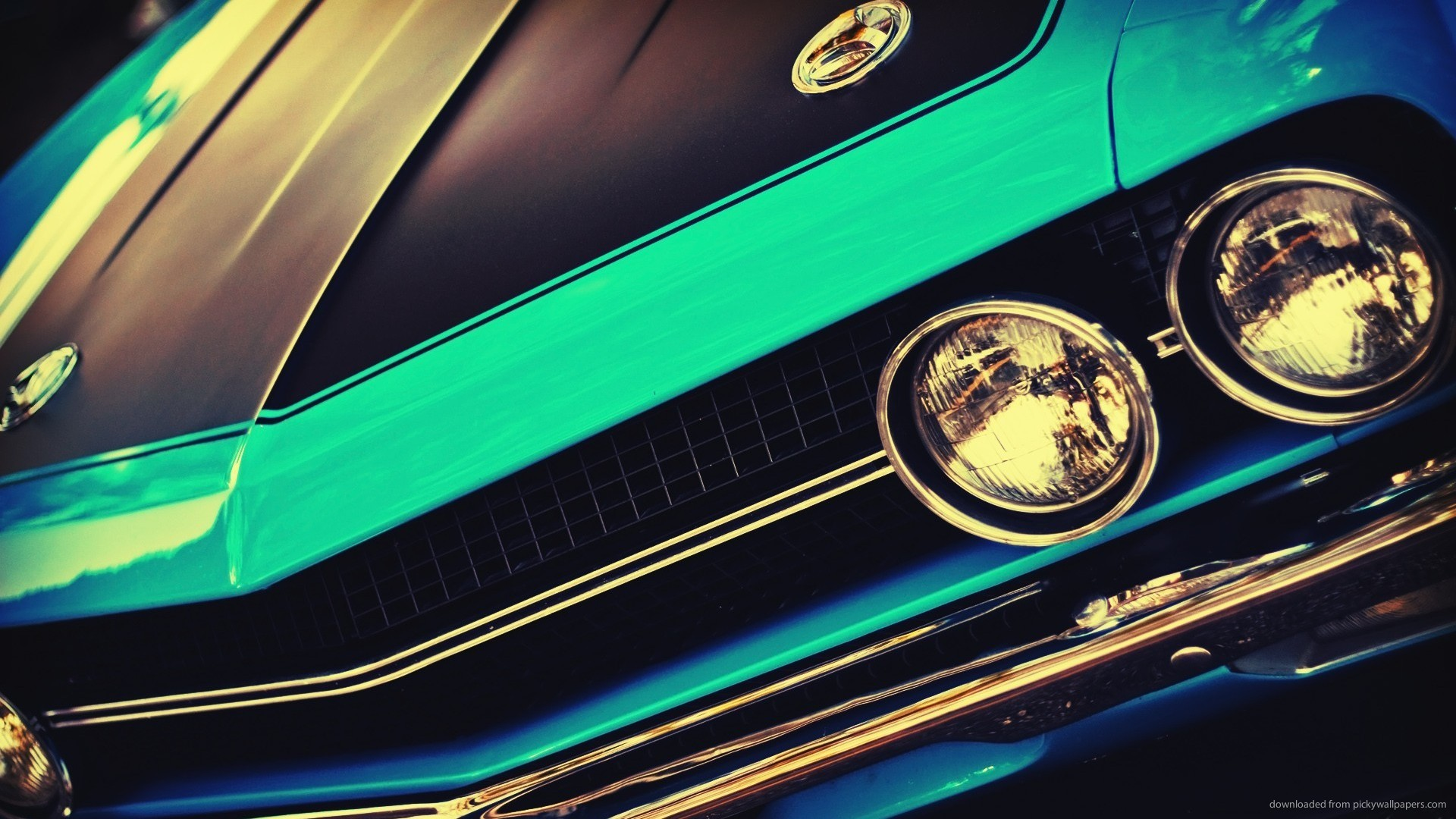 muscle car wallpaper desktop
