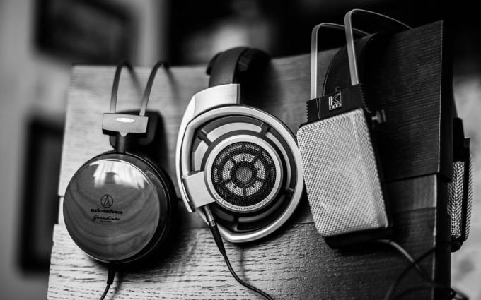 music wallpaper Headphones