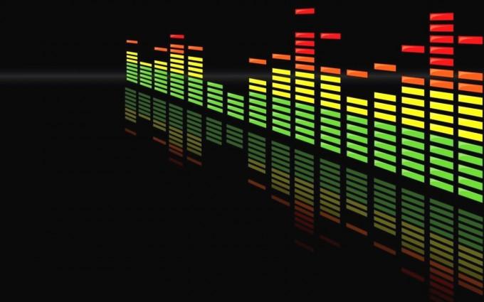music wallpaper beats
