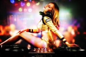 music wallpaper dj bar