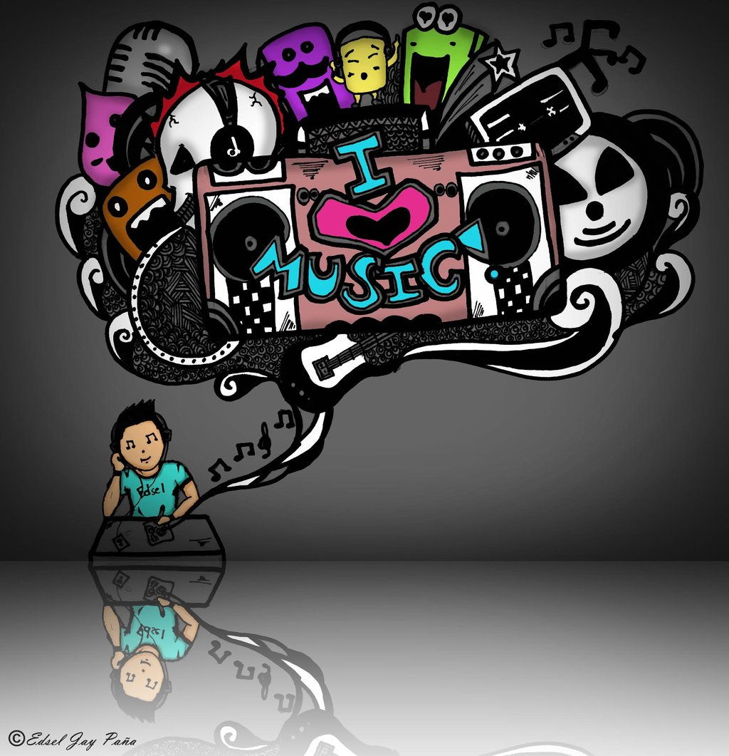 Music wallpapers archives page 4 of 6 hd desktop - Doodle desktop wallpaper ...