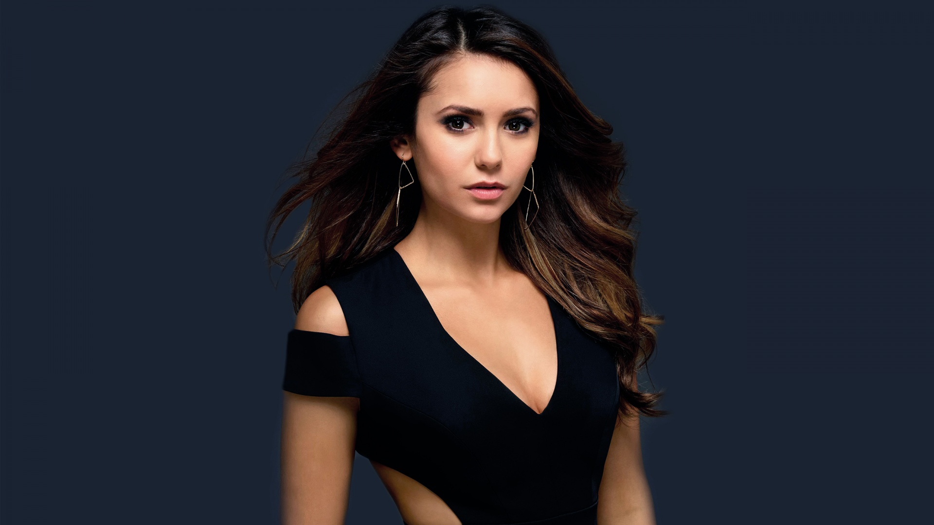 nina dobrev wallpapers hd A3
