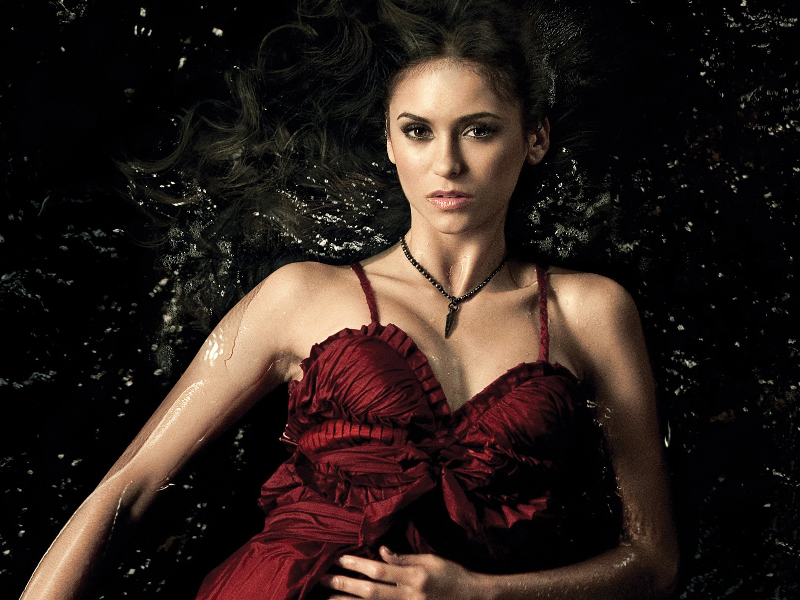nina dobrev wallpapers hd A6