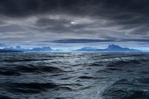 ocean wallpaper dark