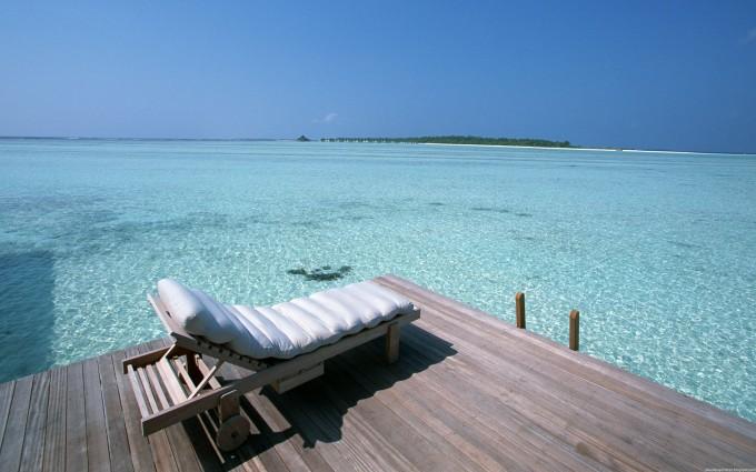 ocean wallpaper island