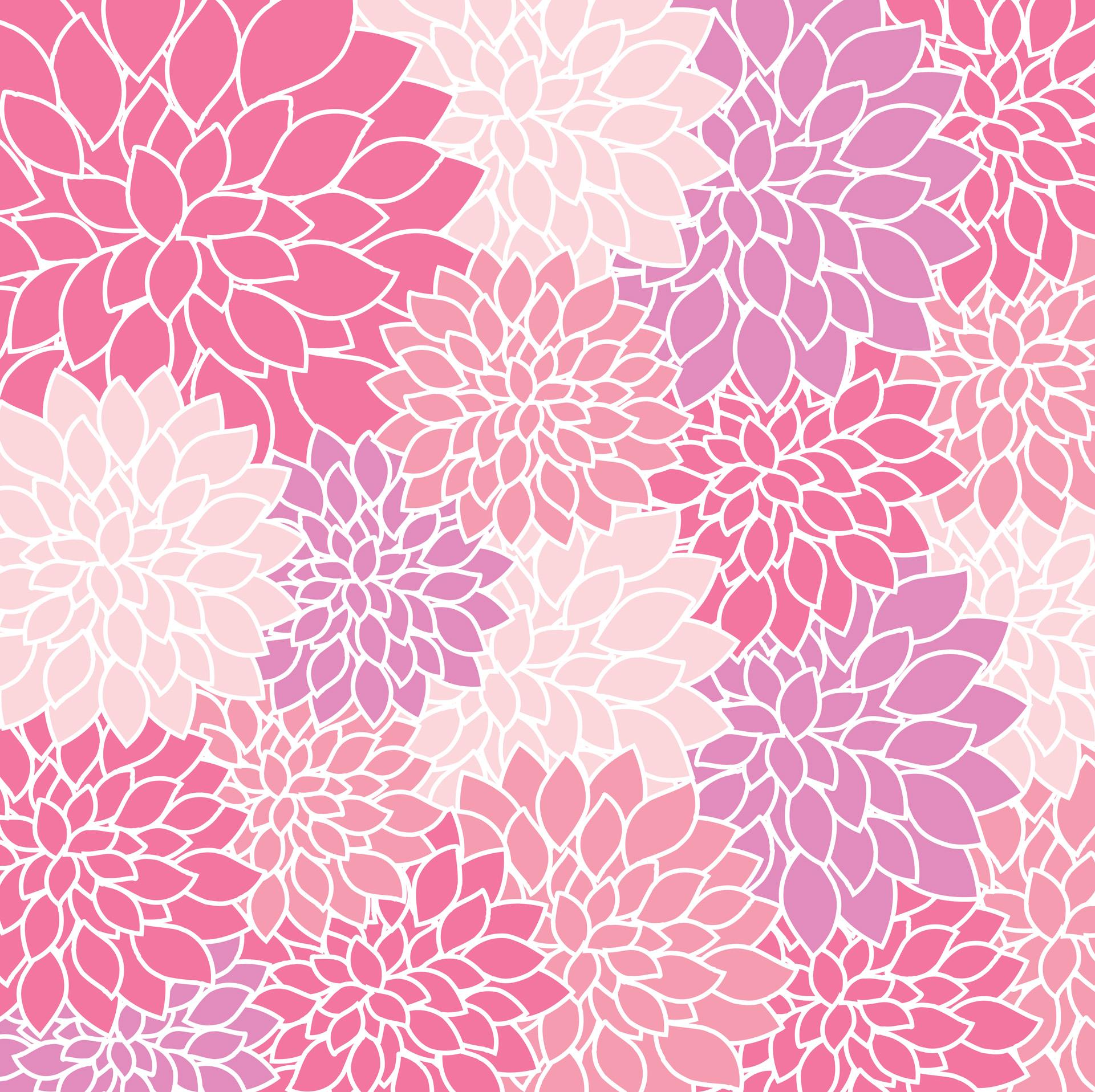 pink floral wallpaper hd desktop wallpapers