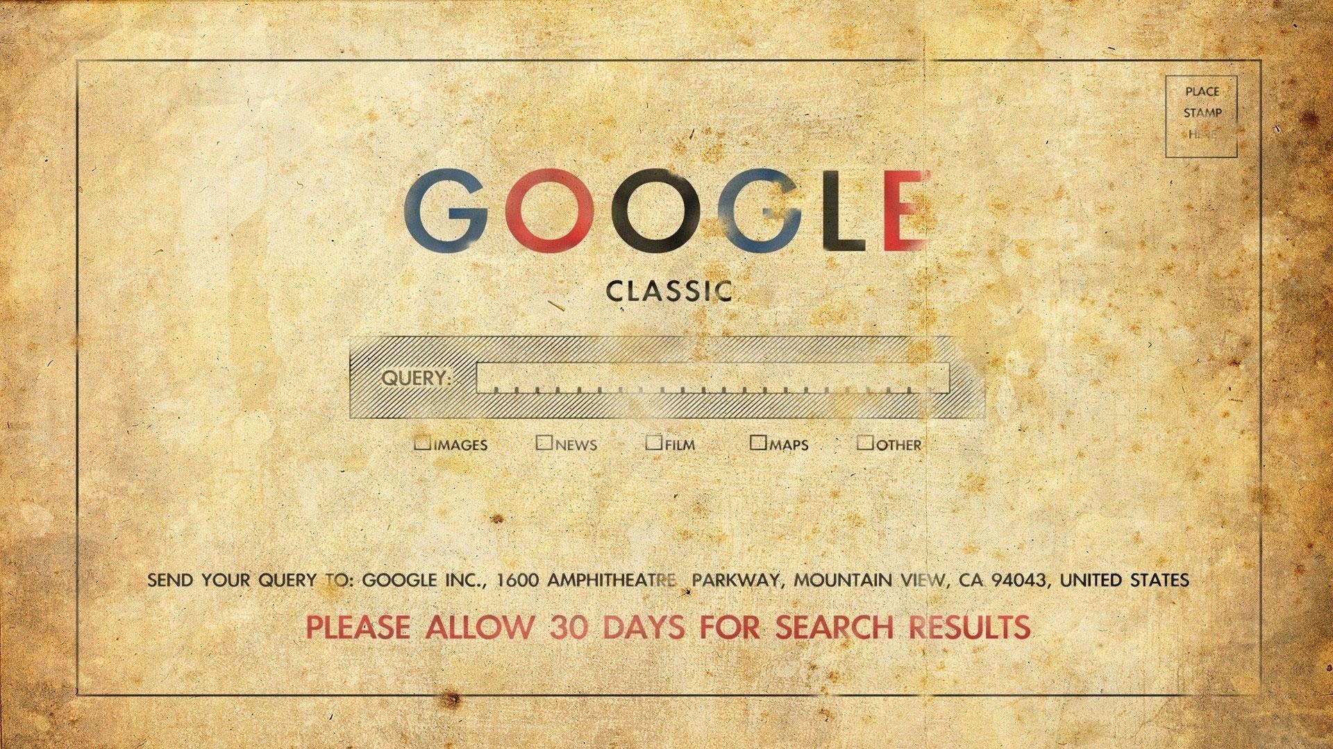 retro wallpaper google