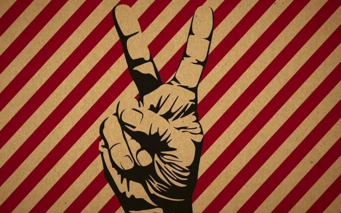 Retro wallpaper peace hd desktop wallpapers 4k hd - Peace hd wallpapers free download ...