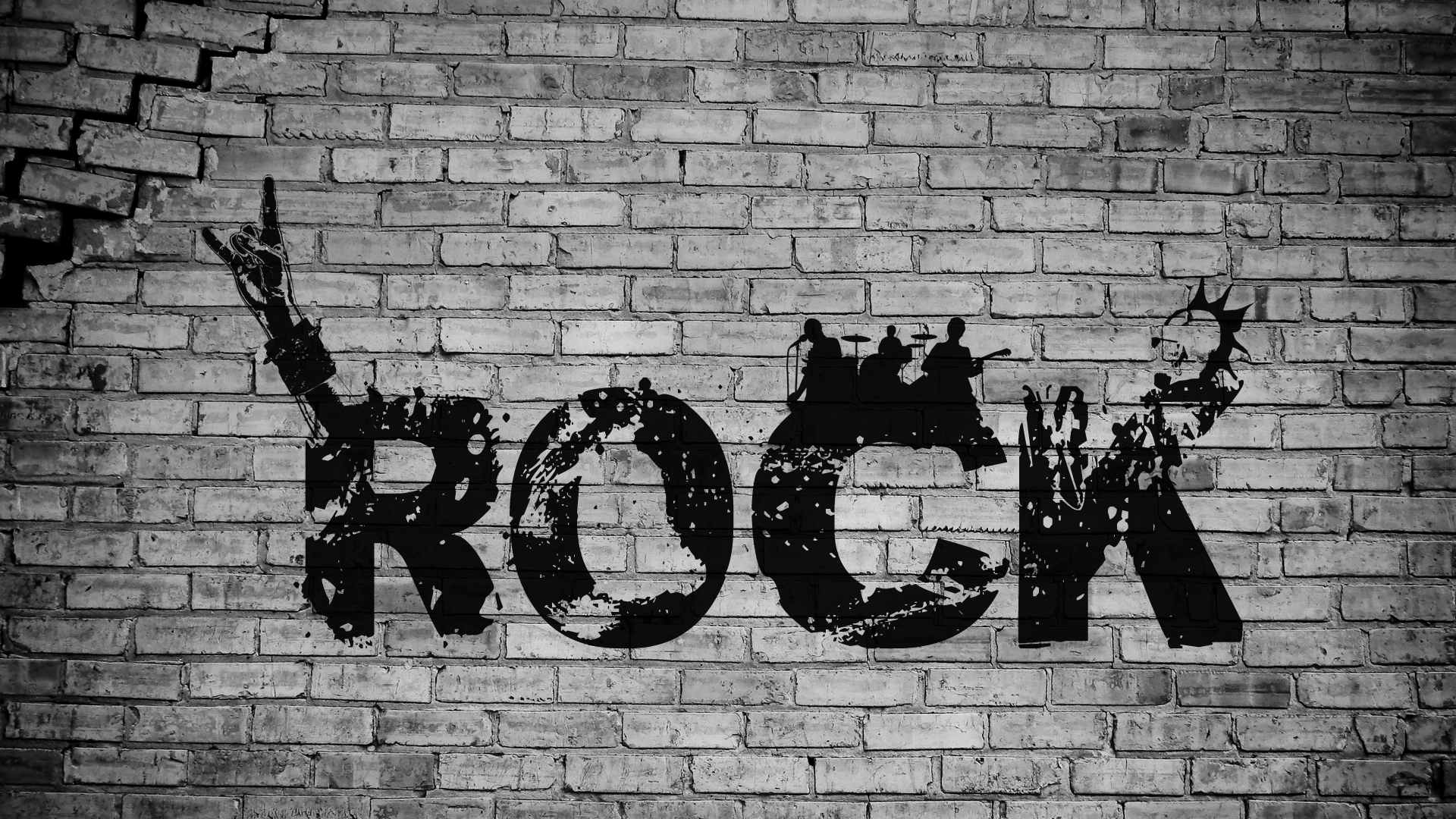 rock music wallpaper