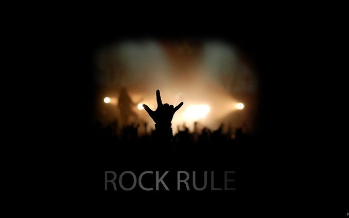 rock wallpaper