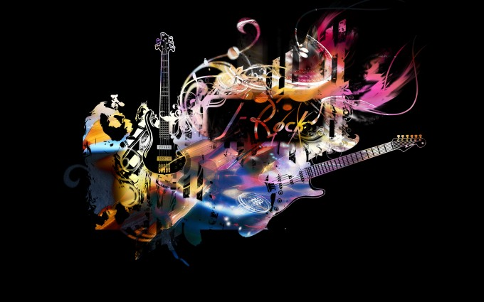 rock wallpapers graphic