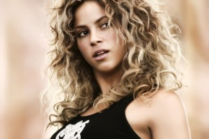 shakira wallpaper beautiful