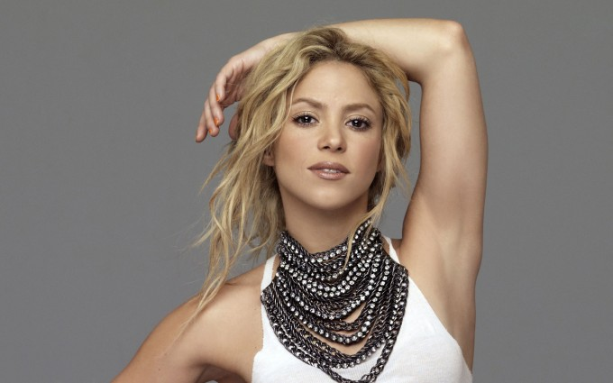 shakira wallpaper stylish