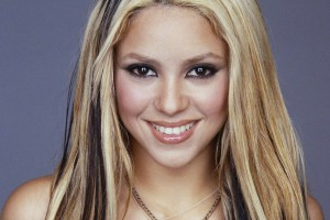 shakira wallpaper tablet