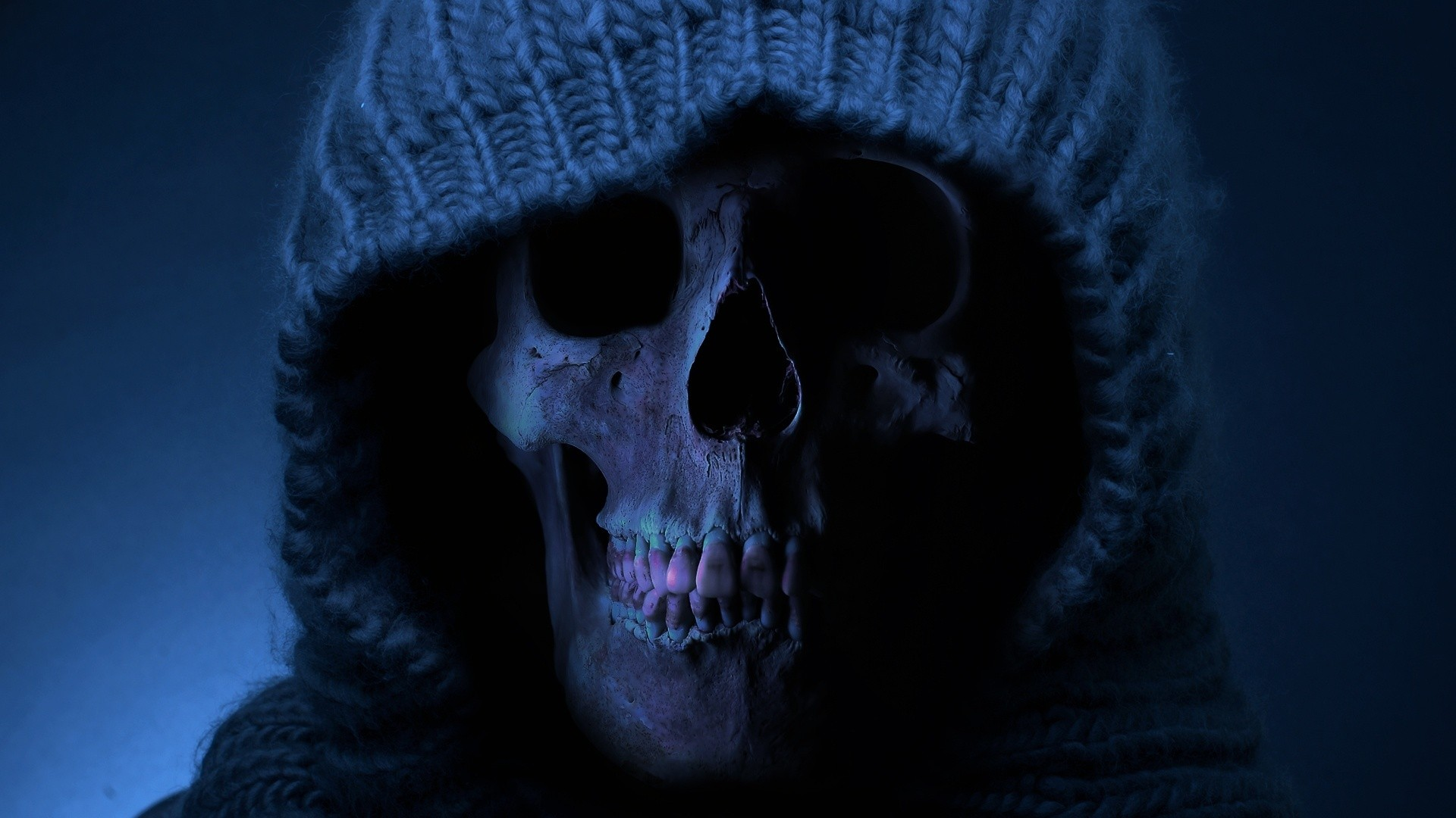 skull wallpaper for windows 7 - photo #15