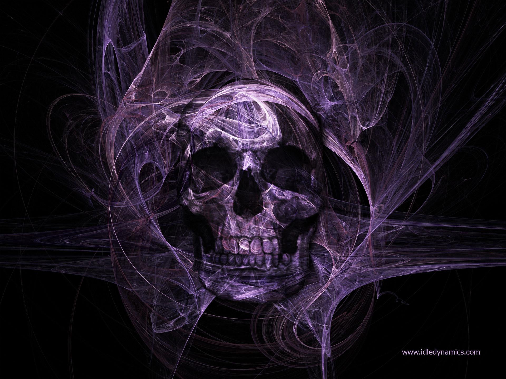 skull wallpapers desktop