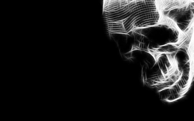skull wallpapers laptop