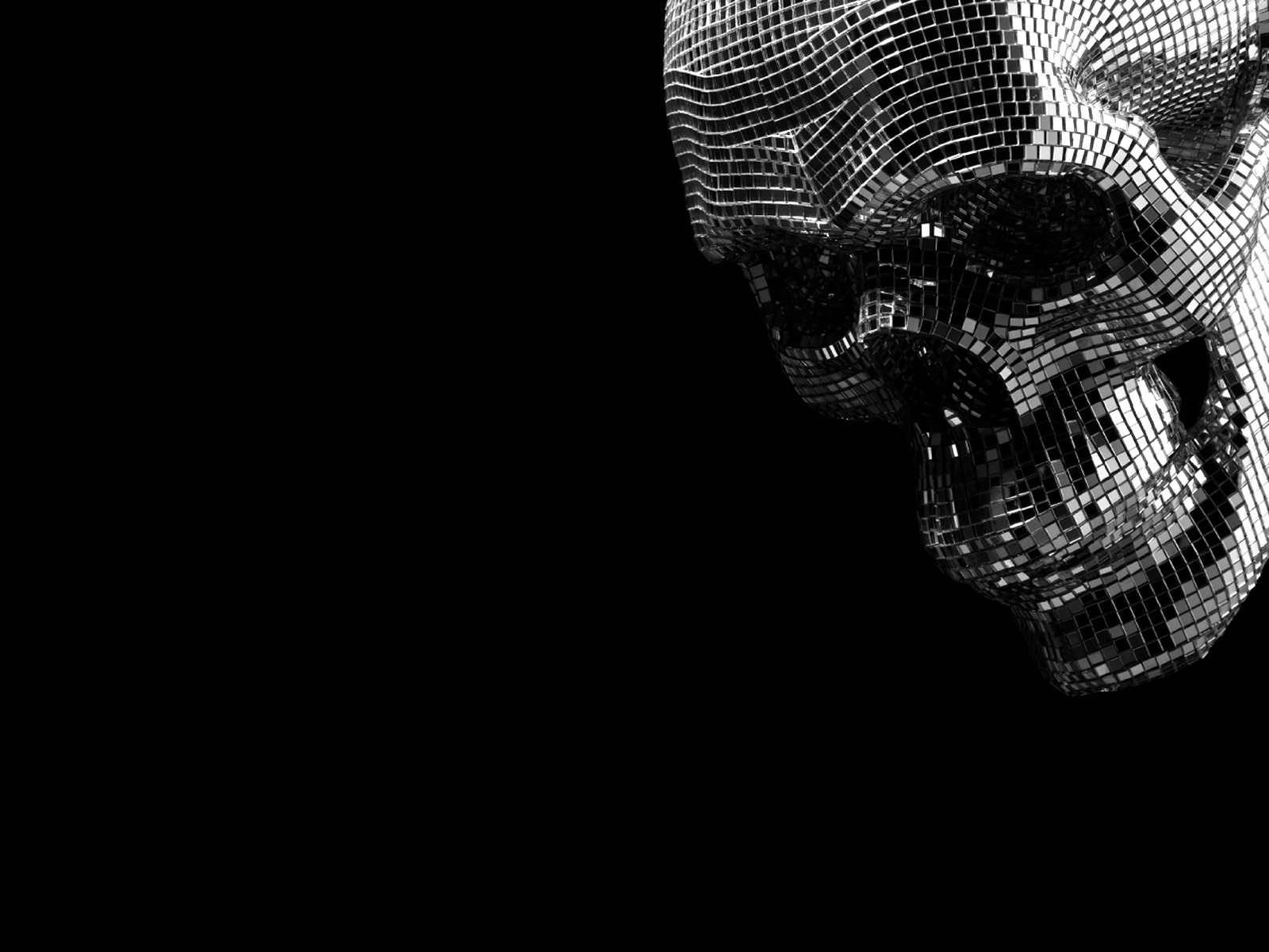 skull wallpapers tablet