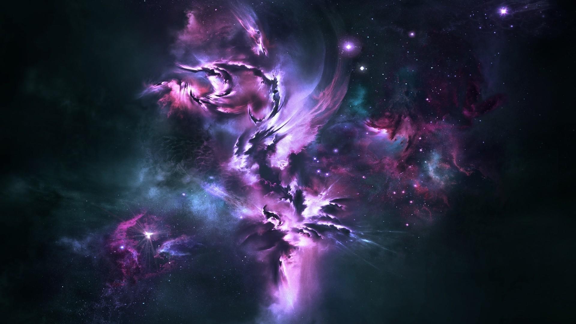 star wallpapers purple hd