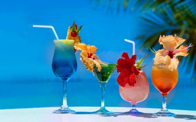 South Beach Martini