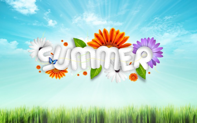 summer wallpapers laptop