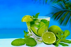 summer wallpapers mojito