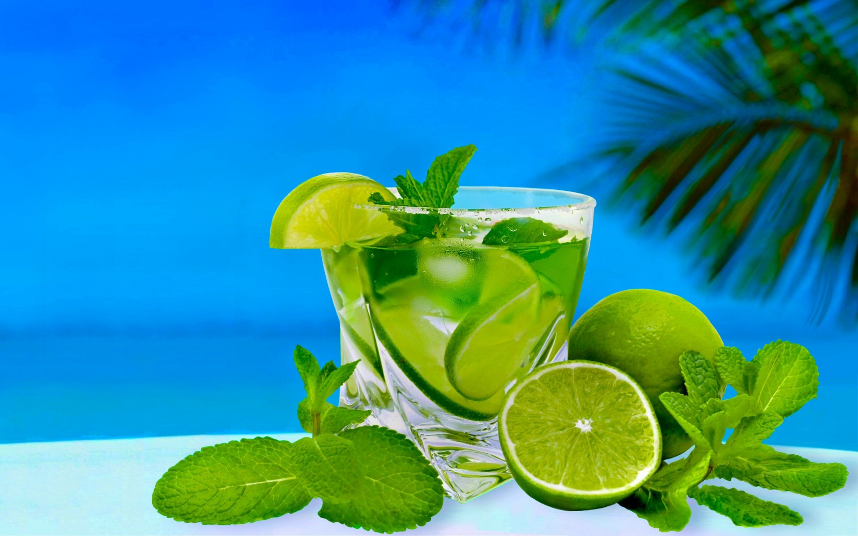 summer wallpapers mojito hd desktop wallpapers 4k hd. Black Bedroom Furniture Sets. Home Design Ideas