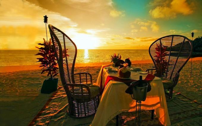 summer wallpapers sunset
