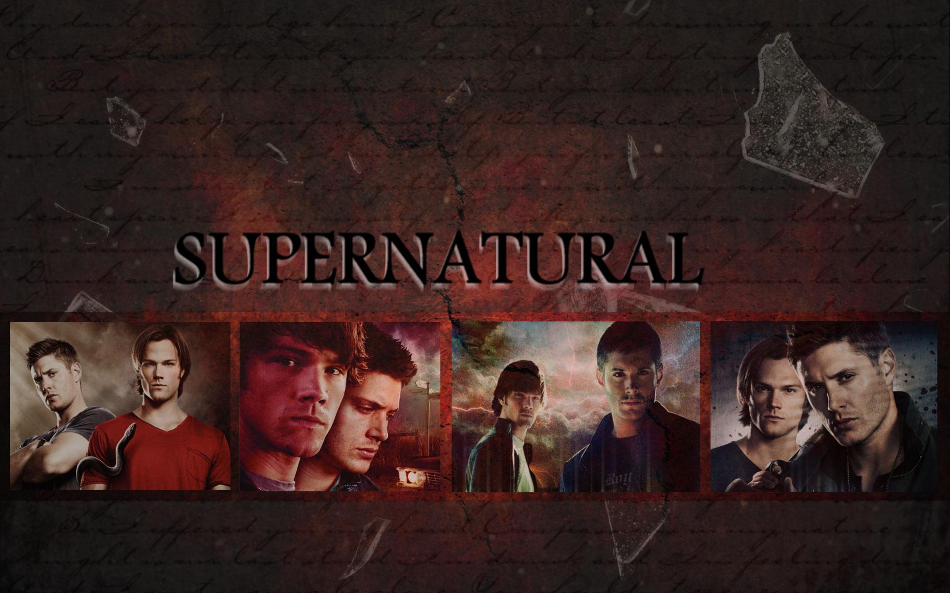 supernatural wallpaper hd