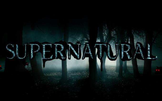 supernatural wallpapers black