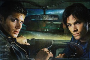 supernatural wallpapers car