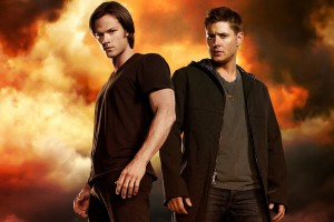 supernatural wallpapers fire