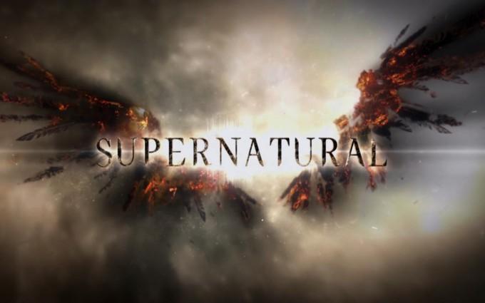 supernatural wallpapers font