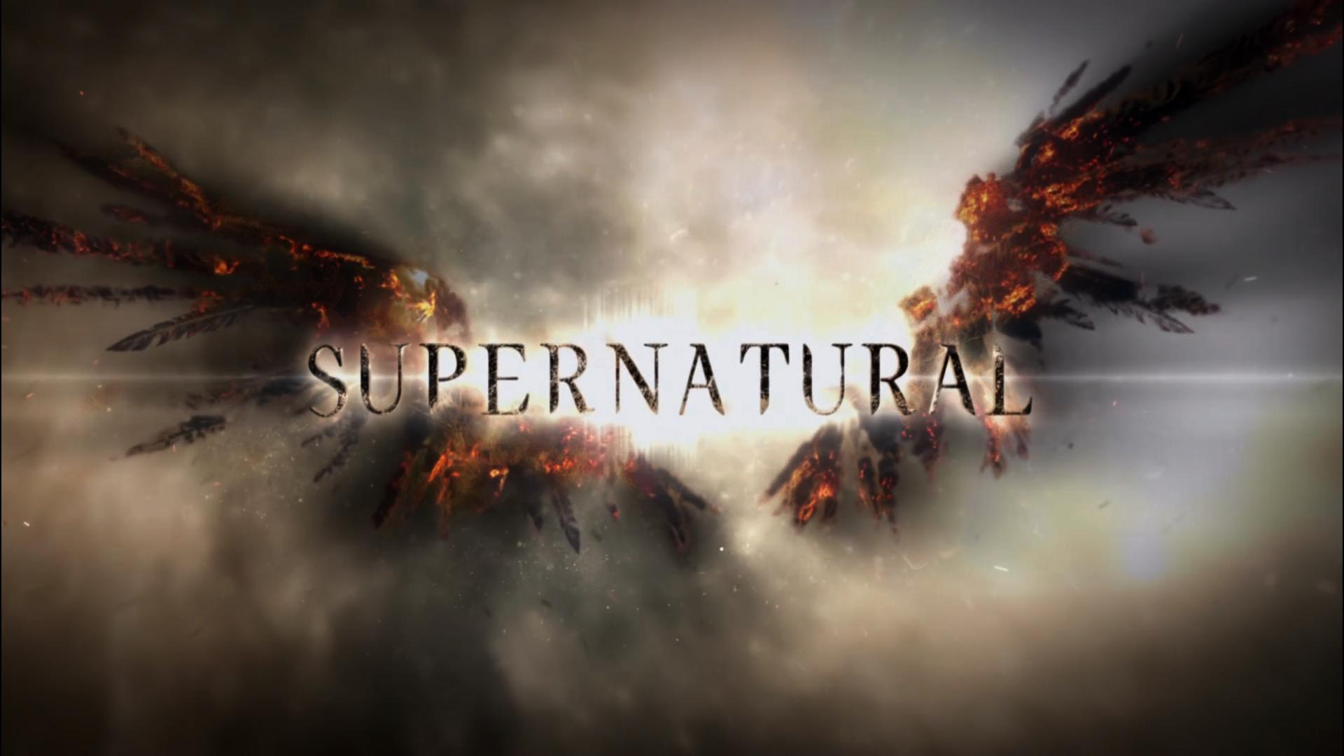 supernatural wallpapers font