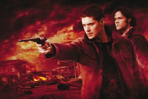 supernatural wallpapers gun