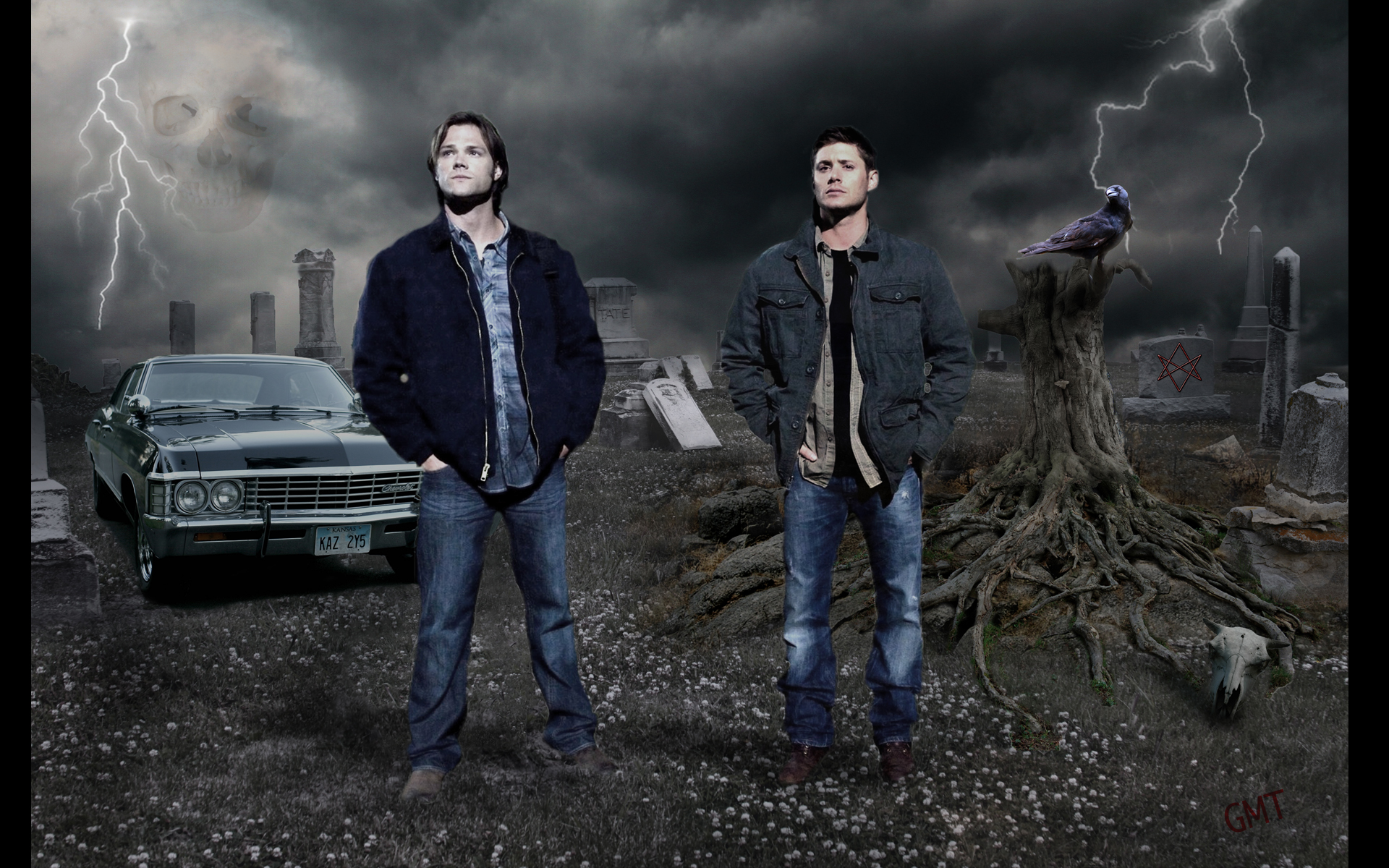 Supernatural Wallpapers, 36 High Quality Supernatural Wallpapers .