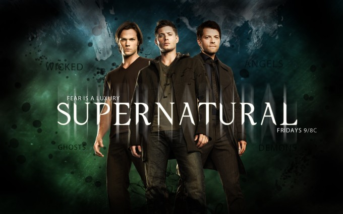 supernatural wallpapers mobile
