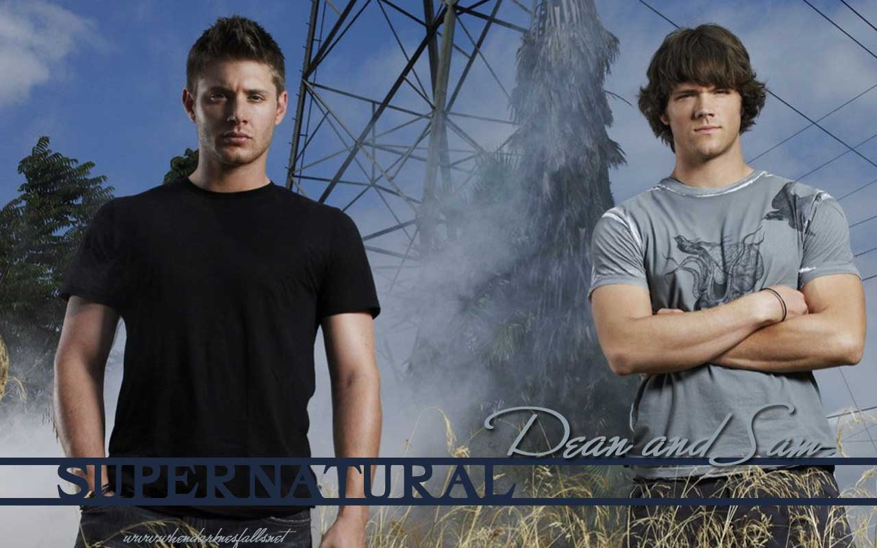 supernatural wallpapers tree