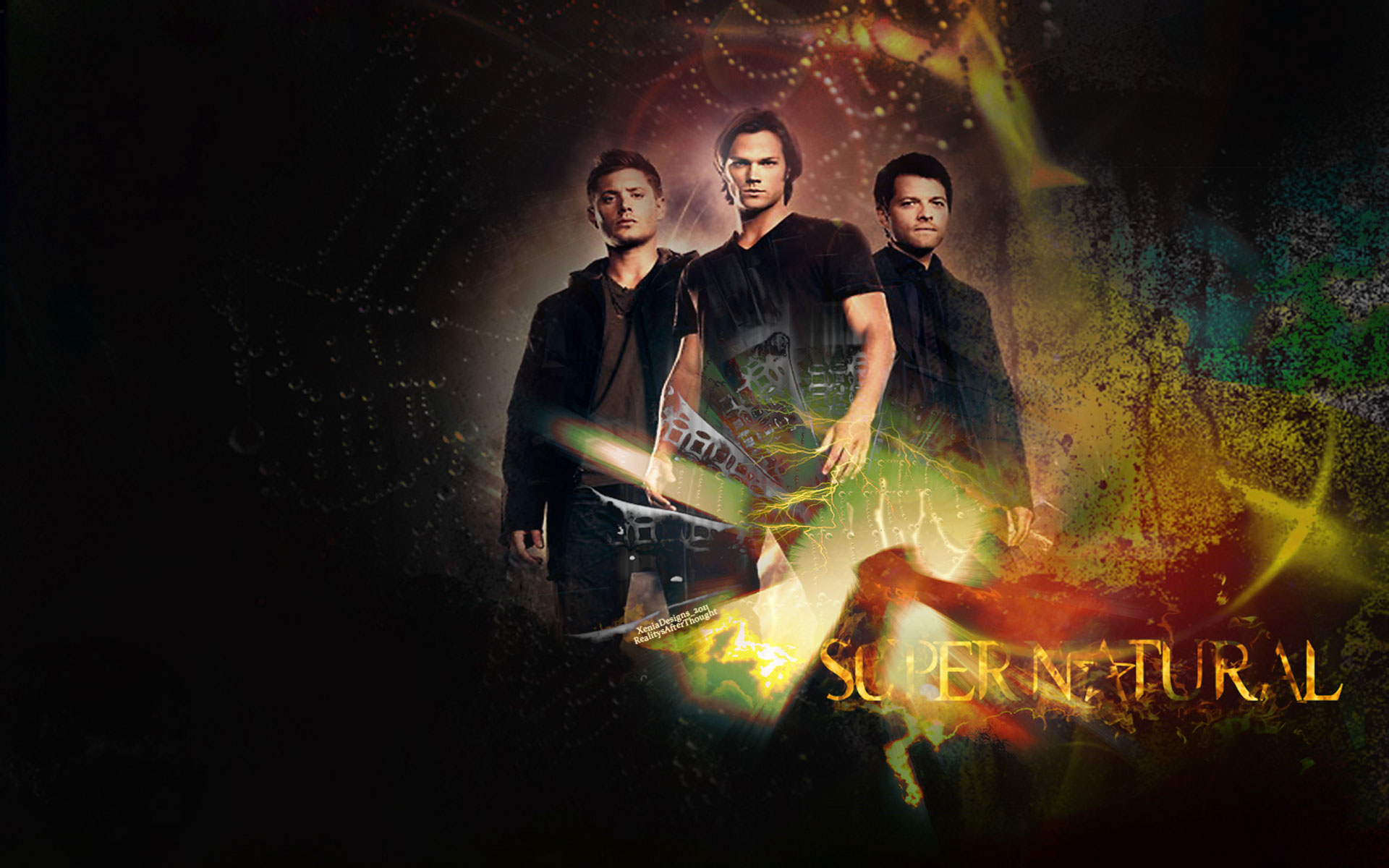 supernatural wallpapers yellow HD Desktop Wallpapers 4k HD
