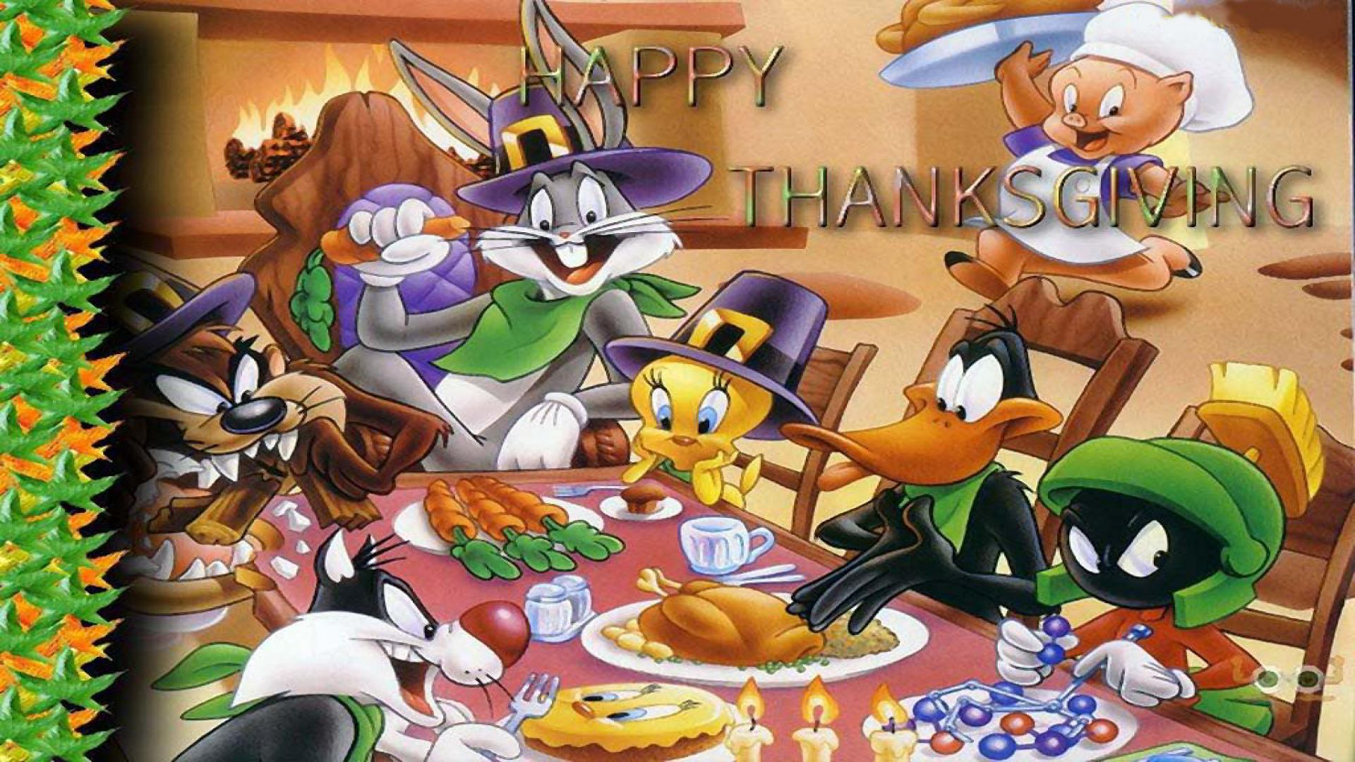 thanksgiving wallpapers cartoon aa
