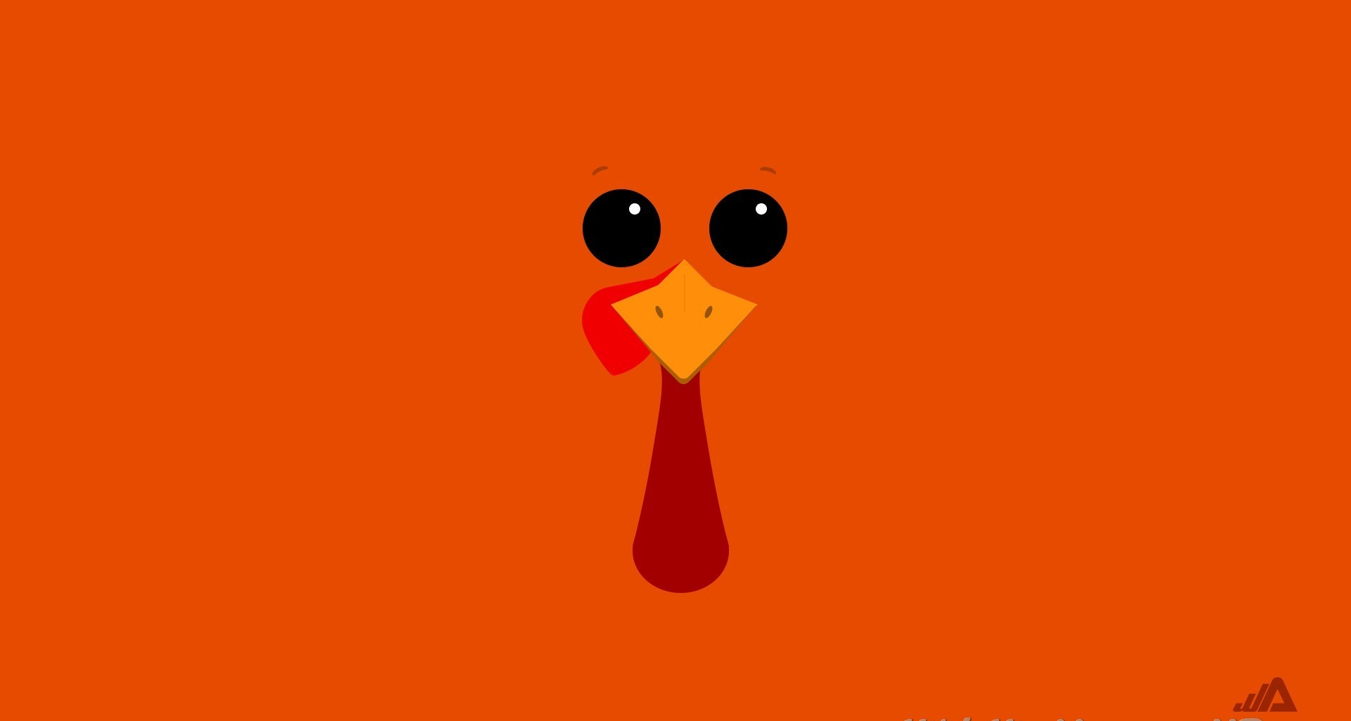 thanksgiving wallpapers orange