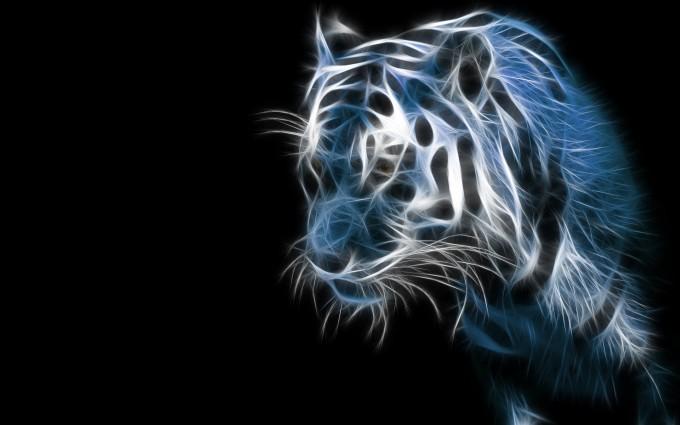tiger wallpaper 3d hd