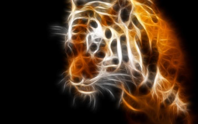 tiger wallpaper animated