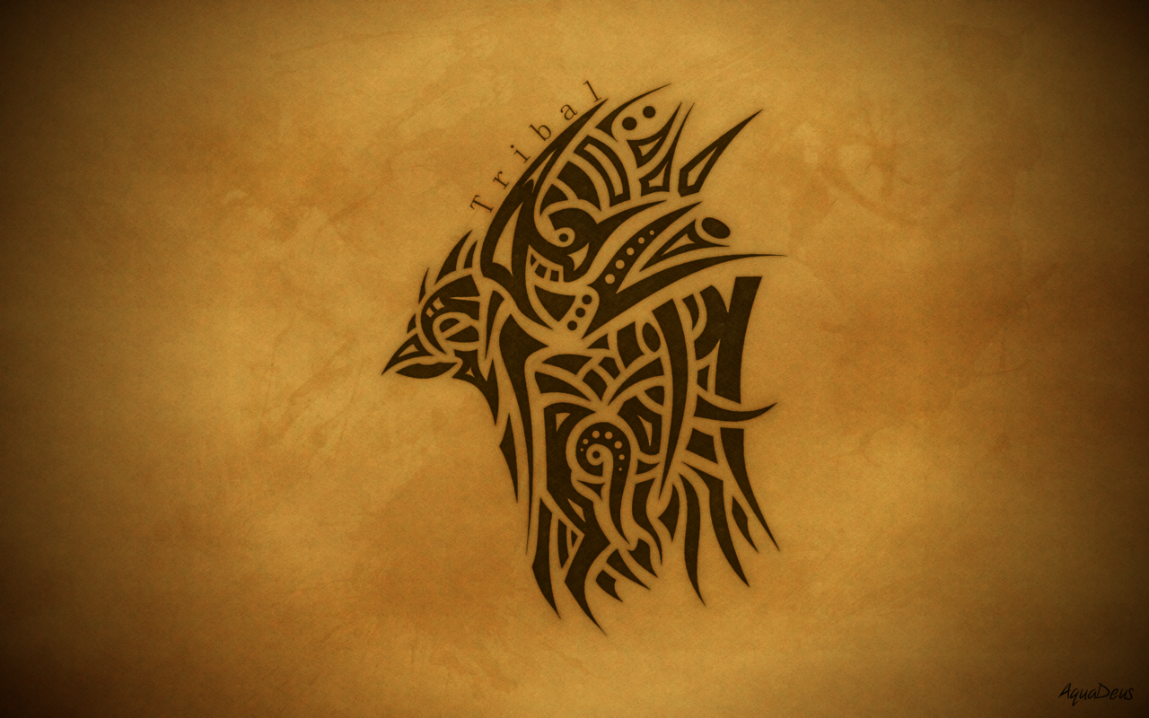 Hd Tribal Wallpapers: Tribal Tattoo Pictures - HD Desktop Wallpapers