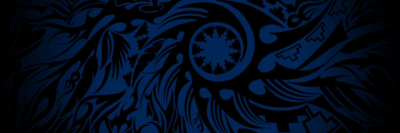 Hd Tribal Wallpapers: Tribal Wallpapers Blue - HD Desktop Wallpapers
