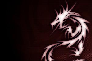 tribal wallpapers dragon desktop