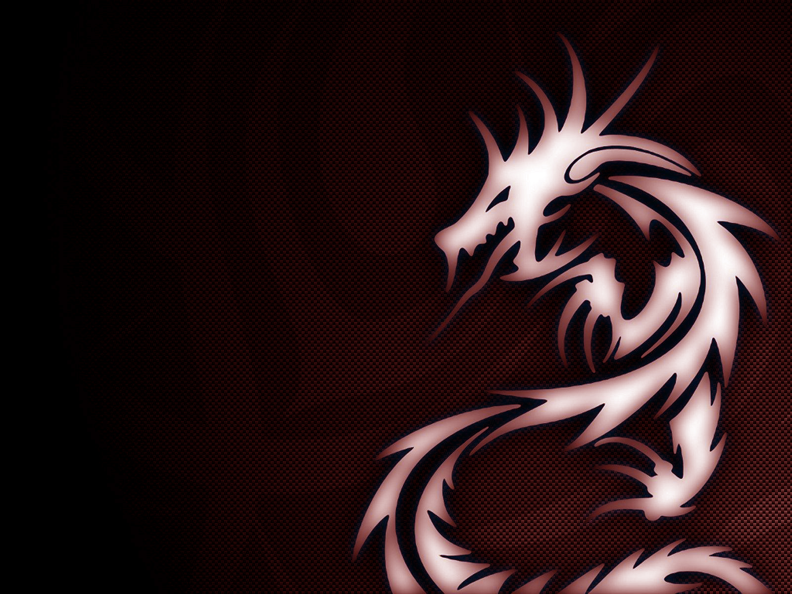 tribal wallpapers dragon desktop