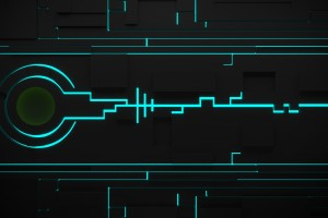 tron legacy download blue grid