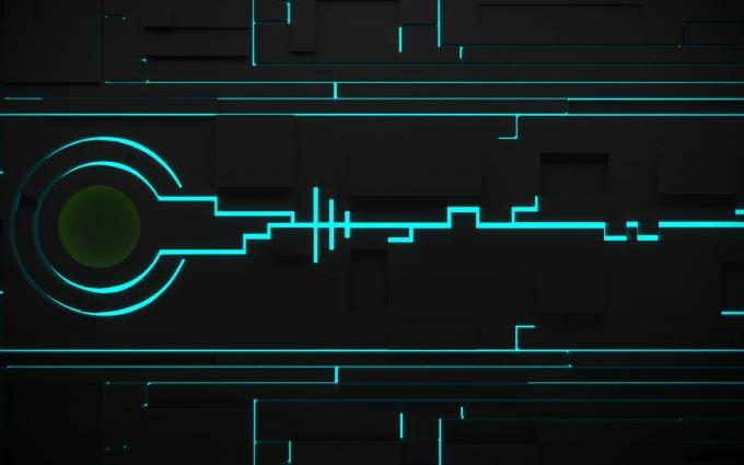 tron legacy download blue grid